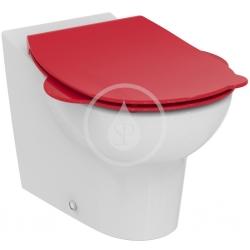 IDEAL STANDARD - Contour 21 WC sedadlo detské 3 – 7 rokov (S3123), červená (S4533GQ)
