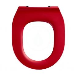 IDEAL STANDARD - Contour 21 WC sedadlo detské 7 – 11 rokov (S3128 a S3126) bez poklopu, červená (S4545GQ)