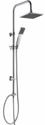 Eisl / Schuette - Sprchový set s tropickým deštěm EASY REFRESH včetně termostatické baterie Claudio (EASYREFRESH/Claudio)