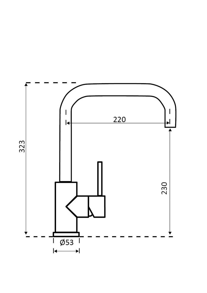 Reginox - Drezová batéria CRYSTAL GUN METAL, kartáčovaný nikel (R30516)