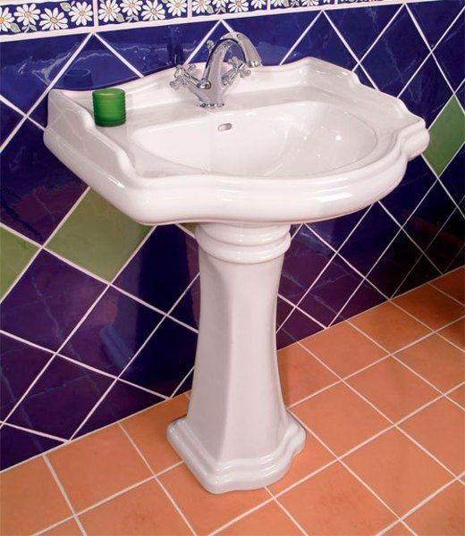 KERASAN - RETRO keramické umývadlo 69x52cm (104601)