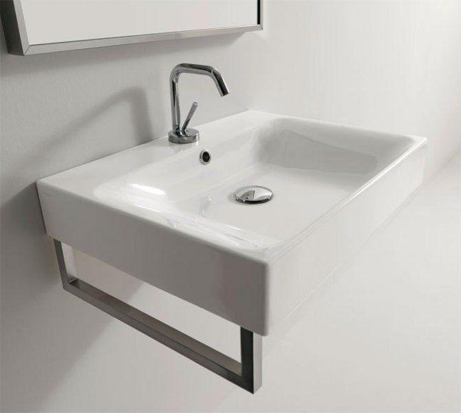 KERASAN - CENTO keramické umývadlo 50x45cm (353001)