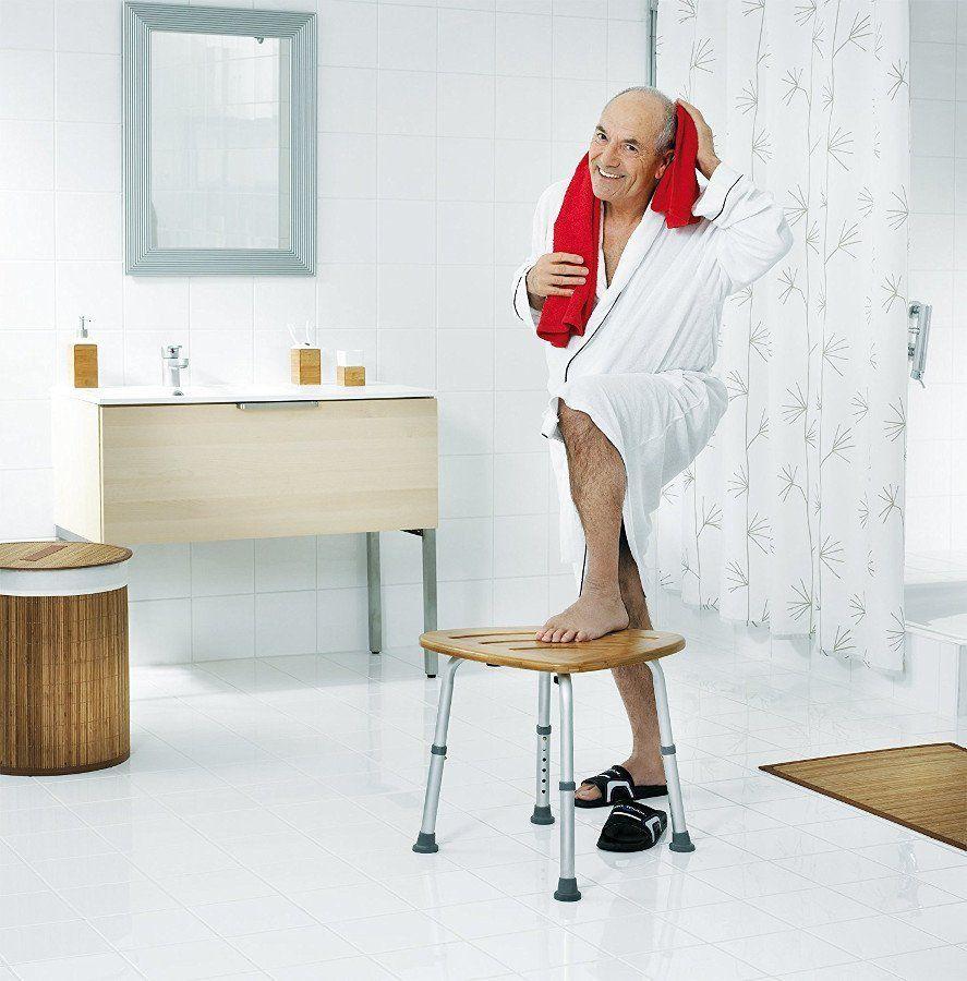 RIDDER - Sedátko kúpeľňové, bambus (A00502081)