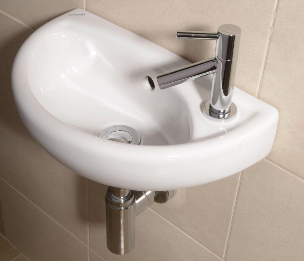 AQUALINE - OVAL keramické umývadlo 23x39cm (TP040)