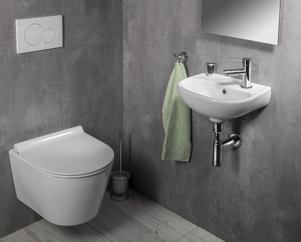 AQUALINE - OVAL keramické umývadlo 29x35cm (TP135)