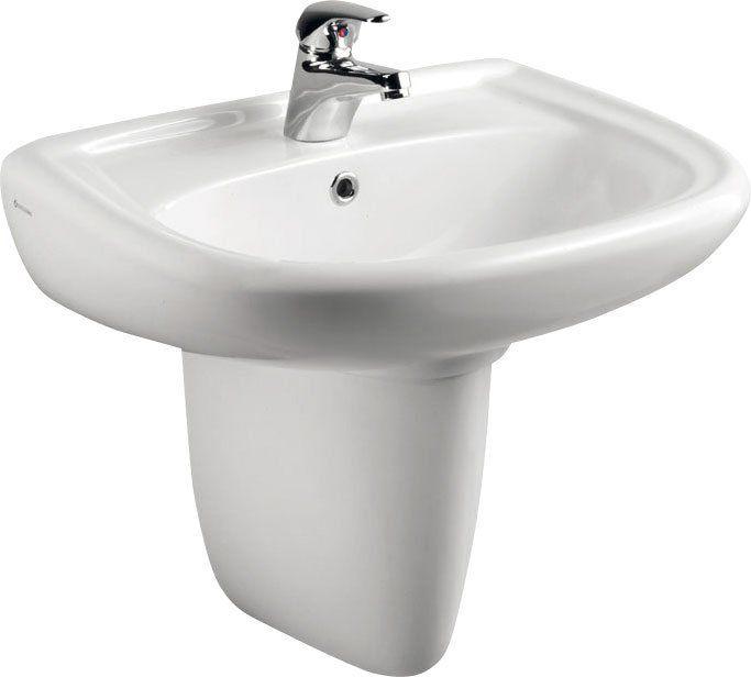 AQUALINE - Keramické umývadlo 56x44cm (17561)