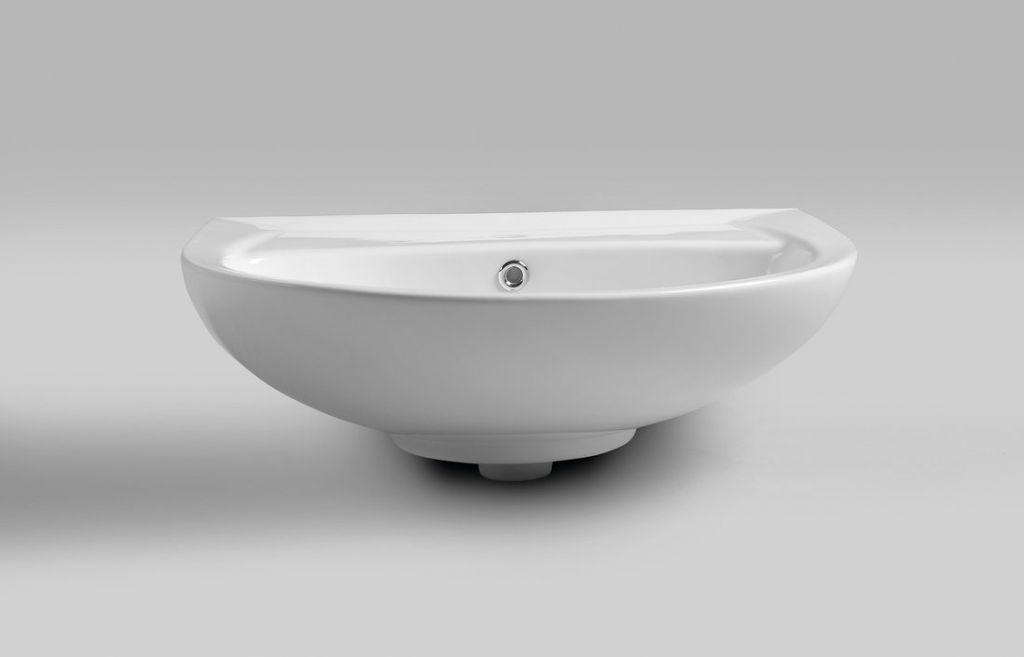 AQUALINE - Keramické umývadlo 60x48cm (15601)