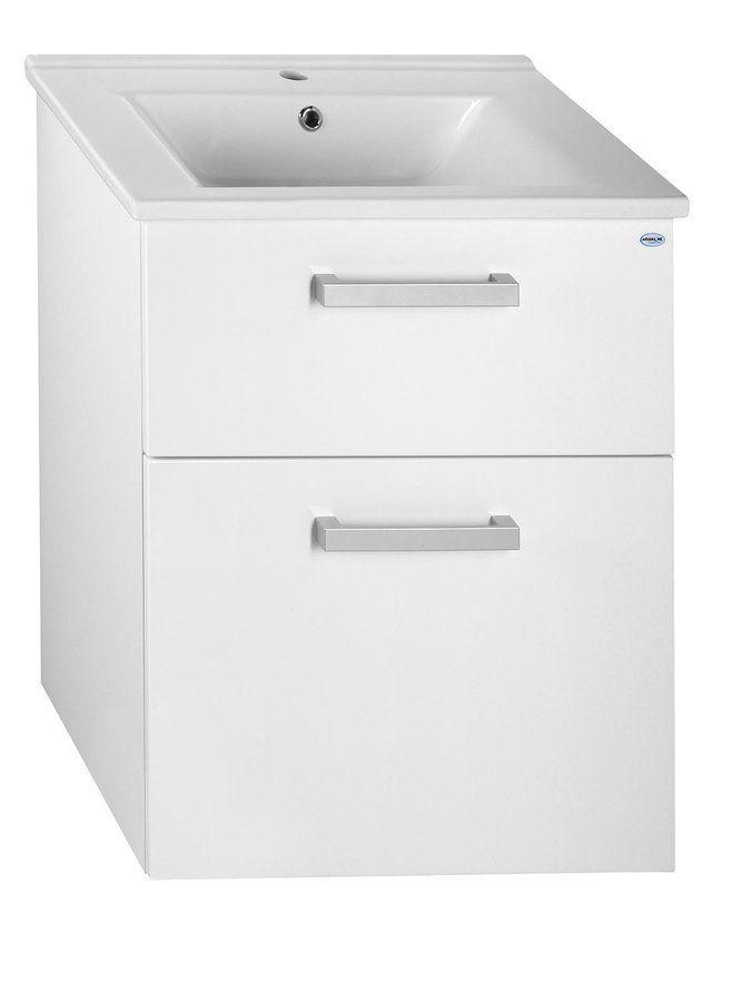AQUALINE - ZUNO 65 nábytkové umývadlo 65x45cm (9065)