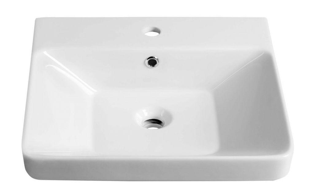 SAPHO - THALIE 50 keramické umývadlo 50x46 cm , nábytkové (TH11050)