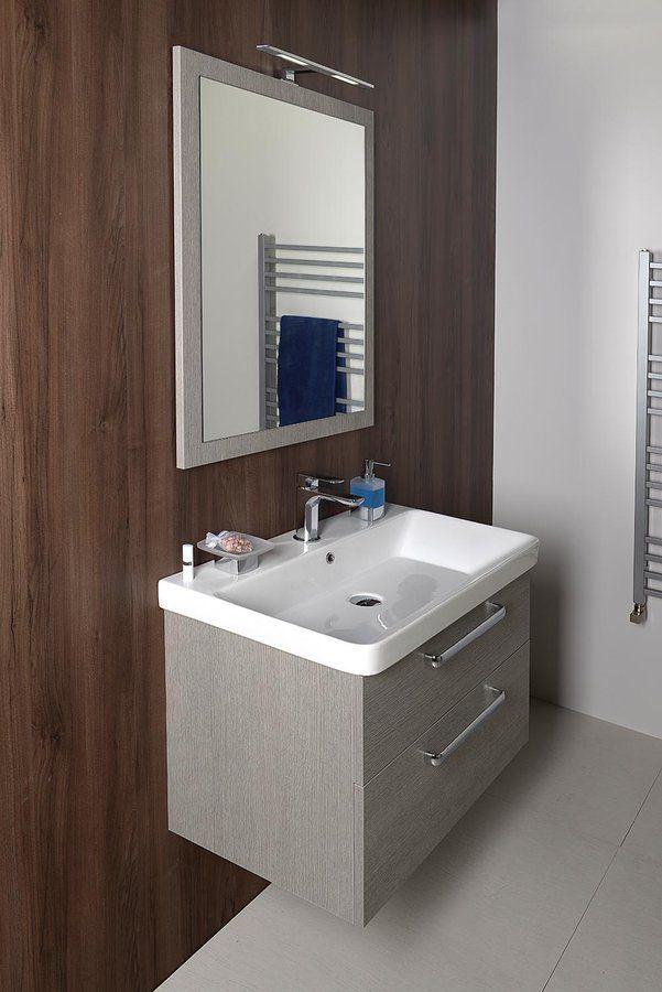 SAPHO - THALIE 80 keramické umývadlo 80x46 cm , nábytkové (TH11080)