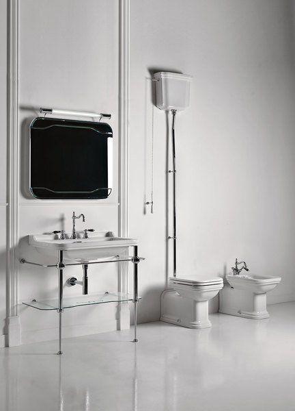 KERASAN - WALDORF keramické umývadlo 100x55cm (4142K1)