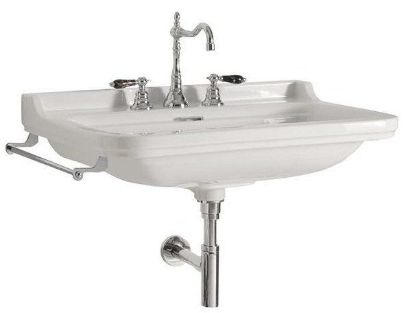 KERASAN - WALDORF keramické umývadlo 60x55cm (4140K1)