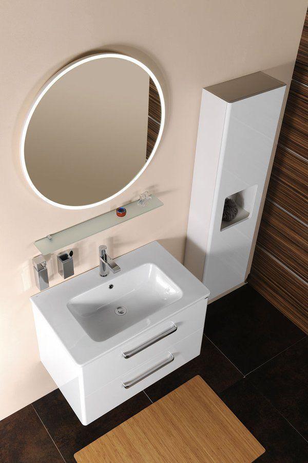 GSI - PURA keramické umývadlo100x50 cm, biela ExtraGlaze (8823111)