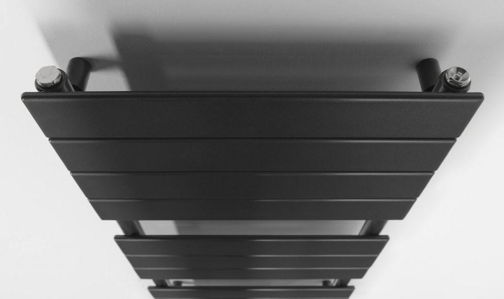 AQUALINE - BONDI vykurovacie teleso 450x934mm, antracit (DC405T)