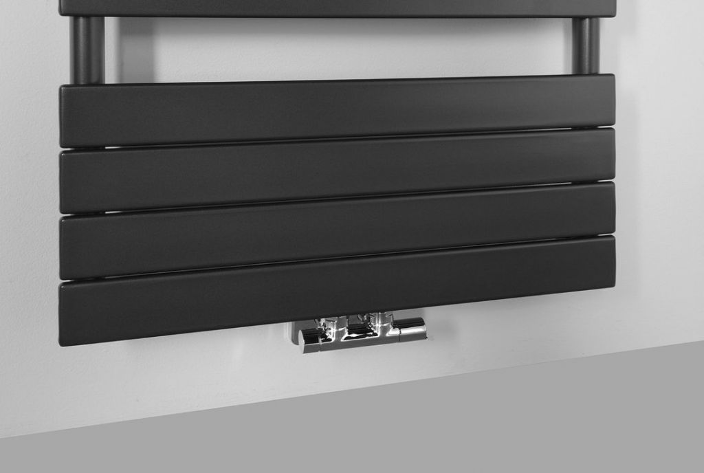 AQUALINE - BONDI vykurovacie teleso 600x1798mm, antracit (DC455T)