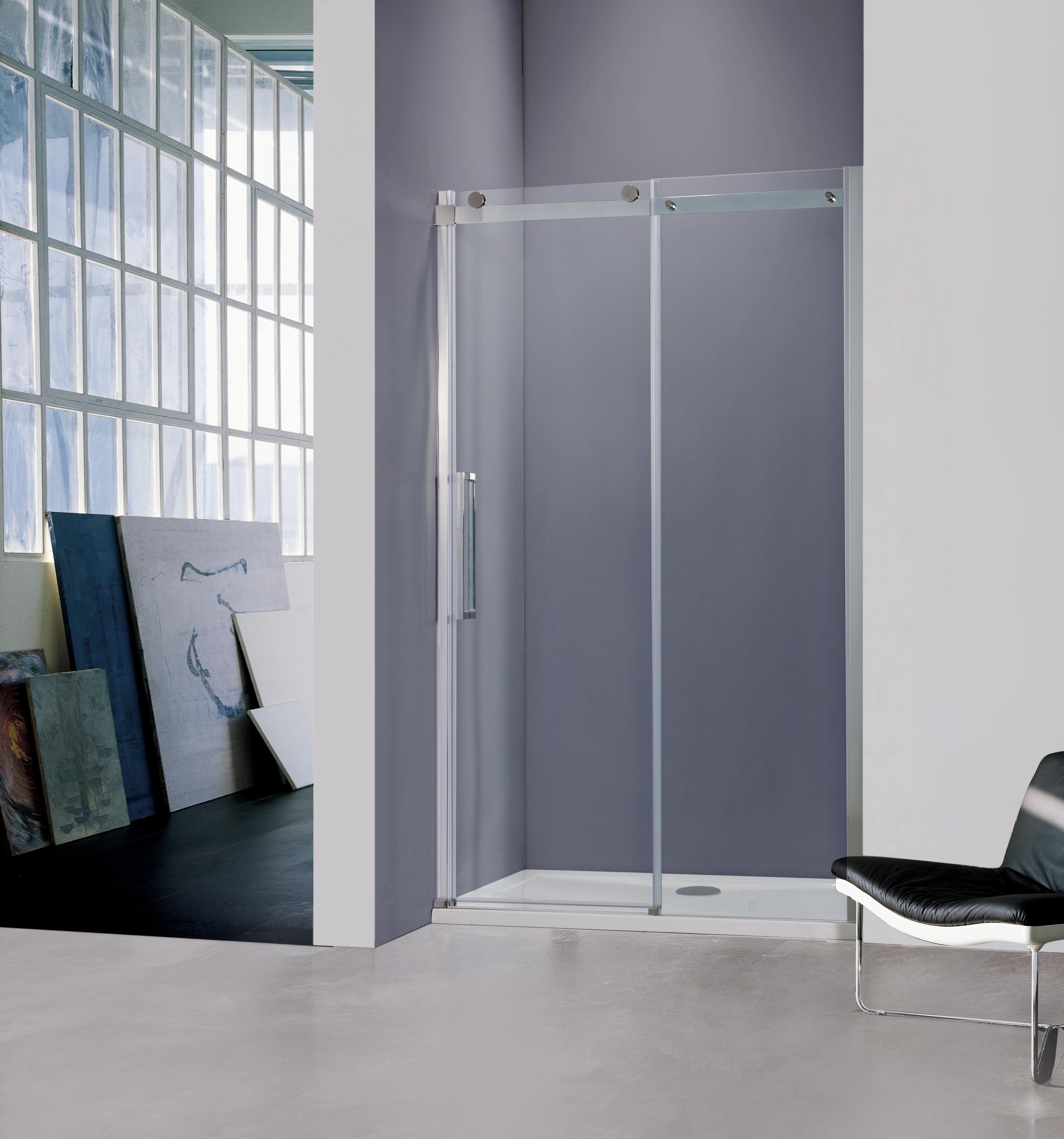 Sprchové dvere HOPA Belvere - Rozmer A - 110 cm BCBELV11CC