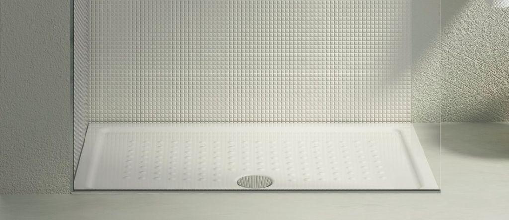 GSI - Keramická sprchová vanička, obdĺžnik 120x70x4,5 cm (439911)