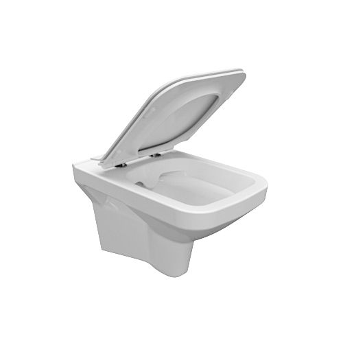 CERSANIT - Závesné WC COMO NEW CLEANON BEZ SEDÁTKA (K32-020)