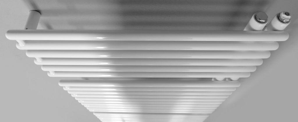 AQUALINE - TUBINI vykurovacie teleso 596x1454mm, biela (DC320T)