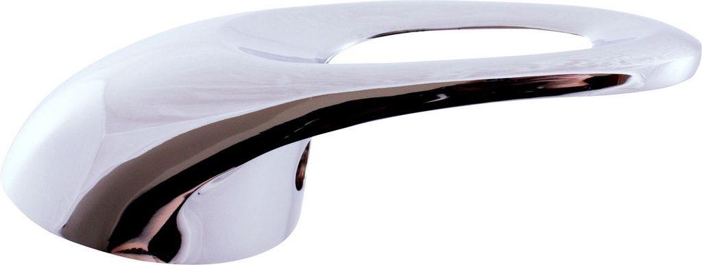 SLEZAK-RAV - Vodovodné batérie pre vaňu a umývadlo SÁZAVA, Farba: chróm, Rozmer: 100 mm, Typ ručičky: SA558.0 (SA558.0)