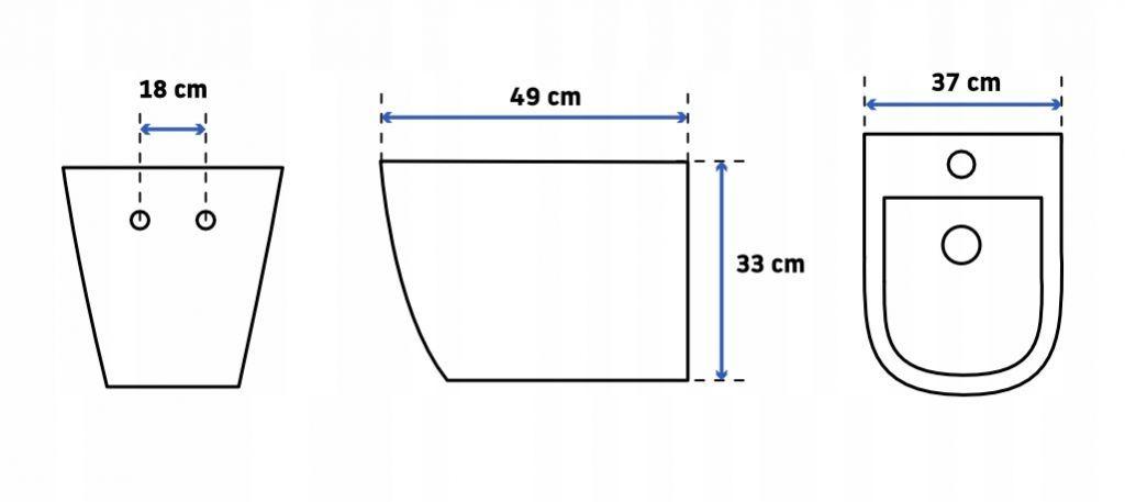 GEBERIT KOMBIFIXBasic vr. bieleho  tlačidla DELTA 21 + WC REA Carlo Flat Mini Rimlesss + SEDADLO (110.100.00.1 21BI CF1)