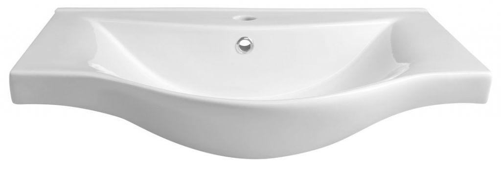 AQUALINE - ZARA nábytkové umývadlo 64,5x46cm (10065)