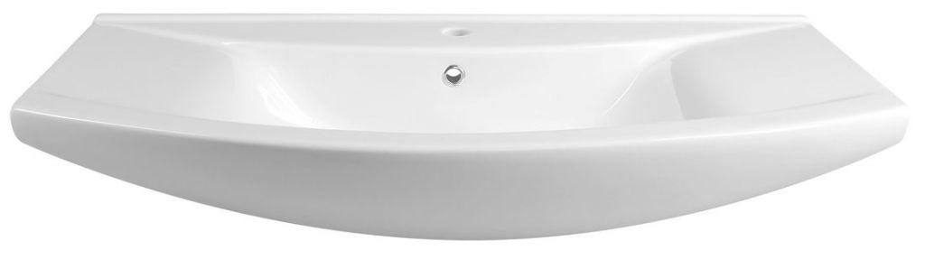 AQUALINE - ZERO nábytkové umývadlo 97x51cm (6095)