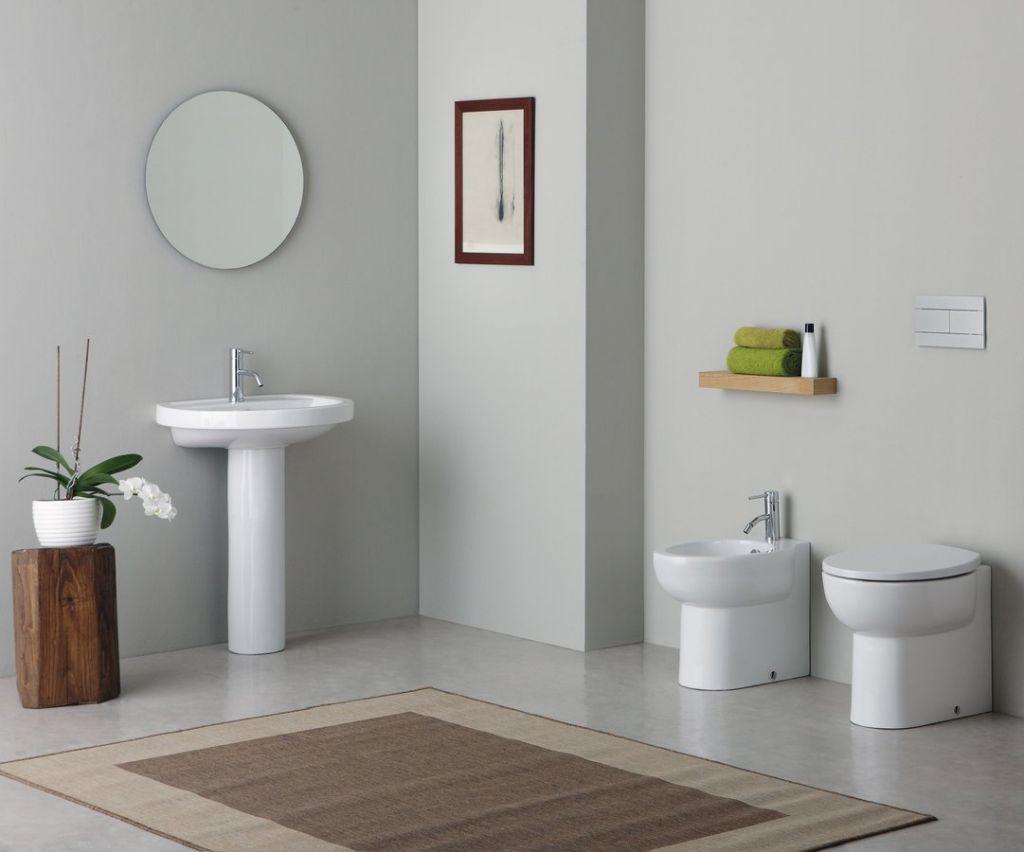 KERASAN - BIT keramické umývadlo 62 cm (444001)