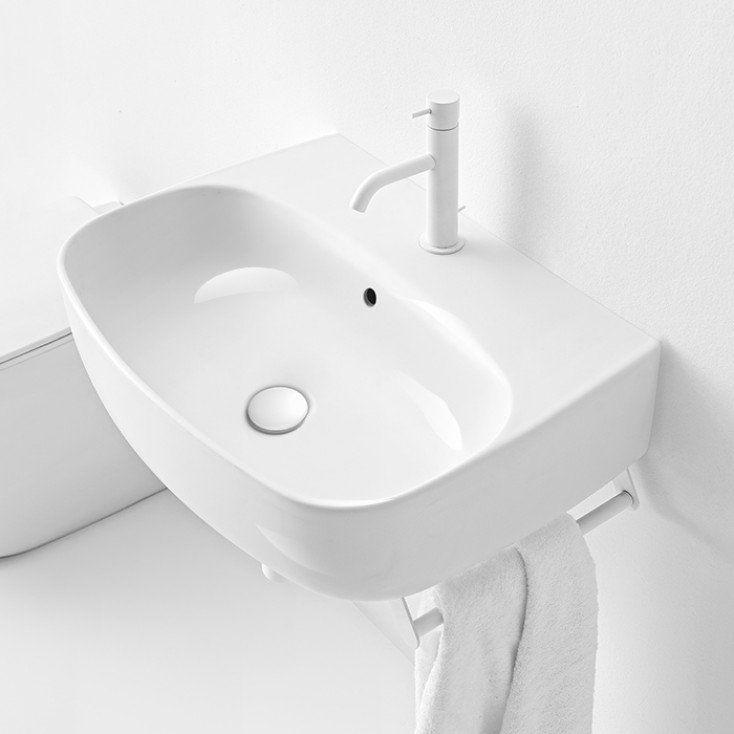 KERASAN - NOLITA keramické umývadlo 60x45cm (534101)