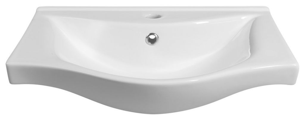 AQUALINE - ZARA nábytkové umývadlo 54x44,5cm (10055)