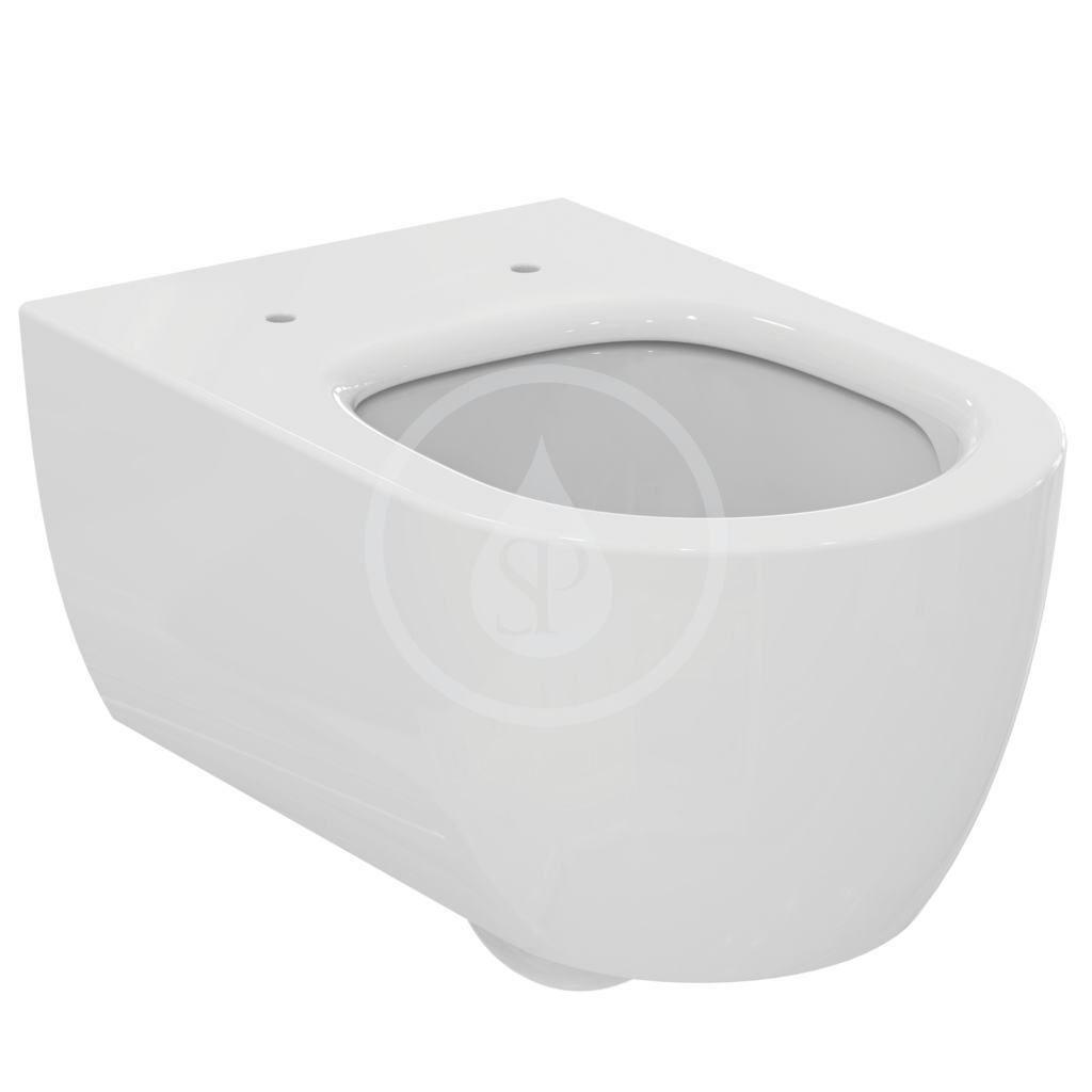 IDEAL STANDARD - Blend Závesné WC, Aquablade, biela T374901