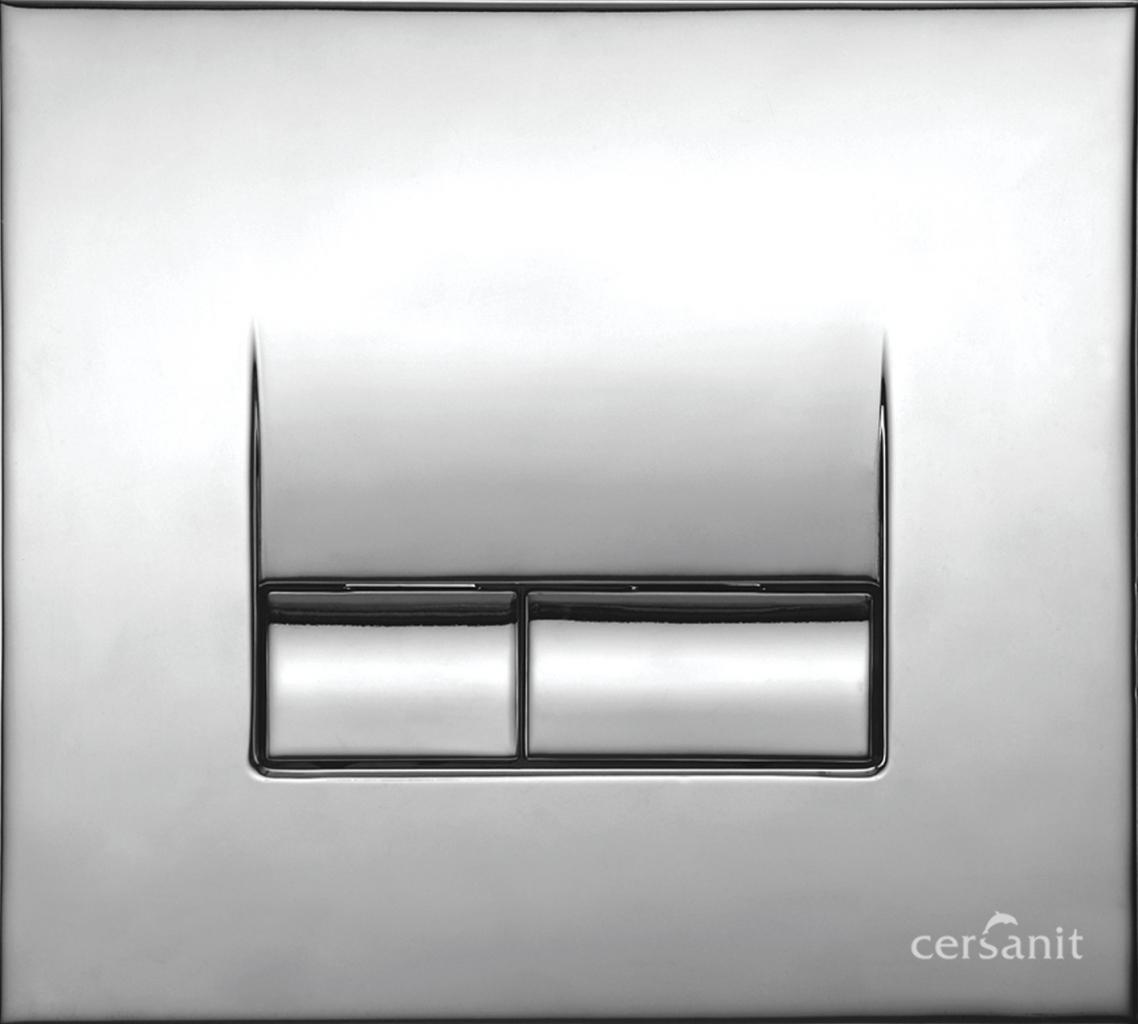 CERSANIT - TLAČIDLO K sytému AQUA CHROME GLOSS S-3 (K97-120