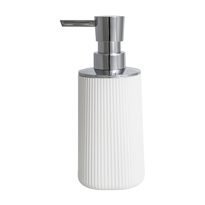 A-Interiéry - Plastový dávkovač tekutého mydla KS-ZE0001 (ks_ze0001)
