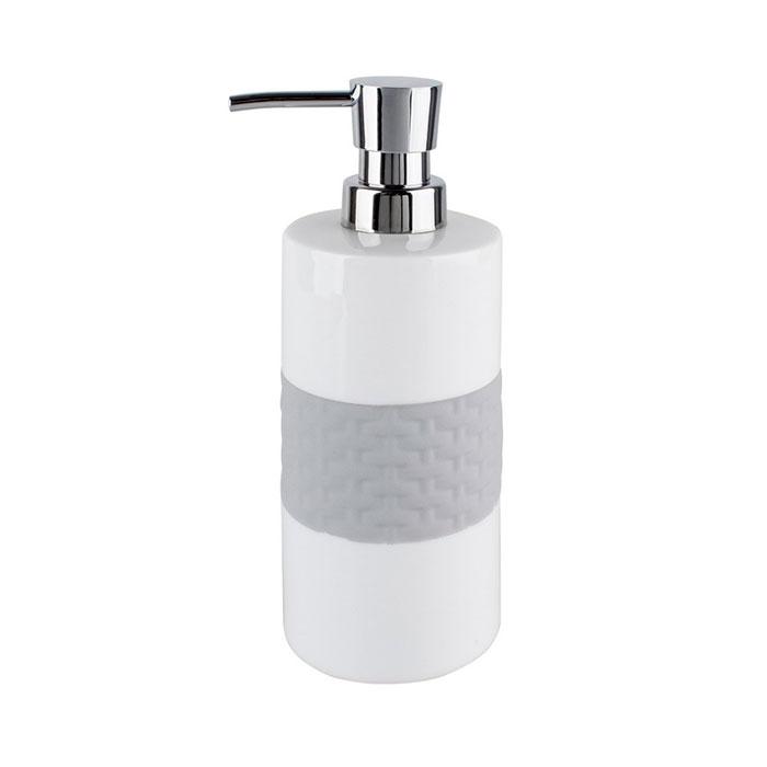 A-Interiéry - Porcelánový dávkovač tekutého mydla KS-VI0001 (ks_vi0001)
