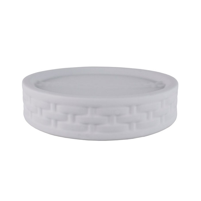 A-Interiéry - Porcelánový mýdelník KS-VI0004 (ks_vi0004)