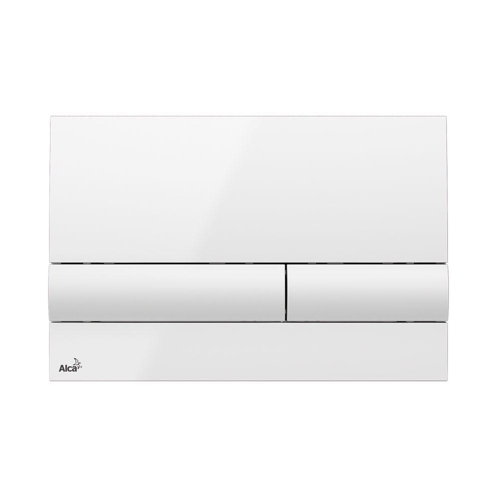 Alcaplast ovládacie doska M1710 biela (M1710)
