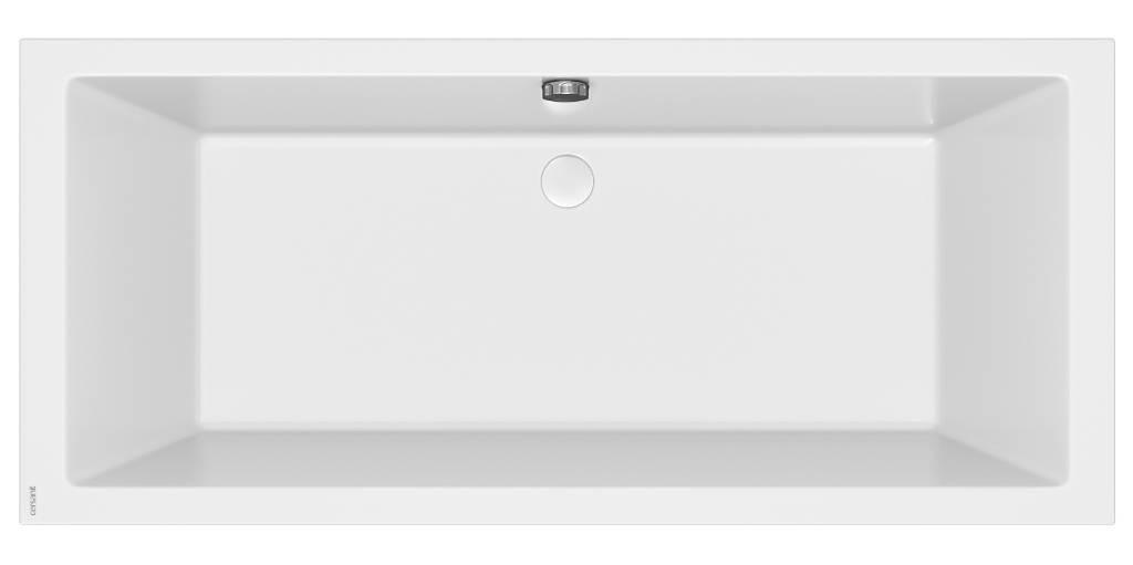 CERSANIT - Akrylátová vaňa INTRO 180x80 cm (S301-222)