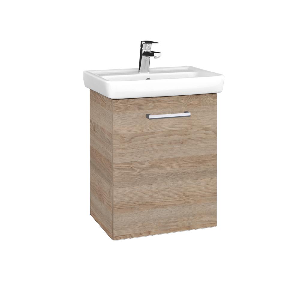 Dreja - Kúpeľňová skriňa DOOR SZD 50 - D17 Colorado / Úchytka T03 / D17 Colorado / Pravé (340438CP)