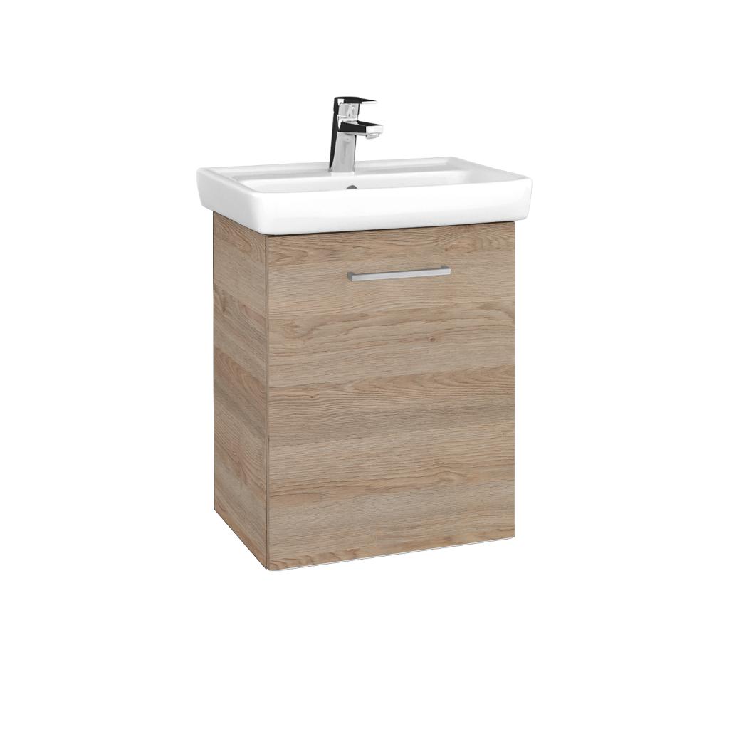 Dreja - Kúpeľňová skriňa DOOR SZD 50 - D17 Colorado / Úchytka T04 / D17 Colorado / Pravé (340438EP)