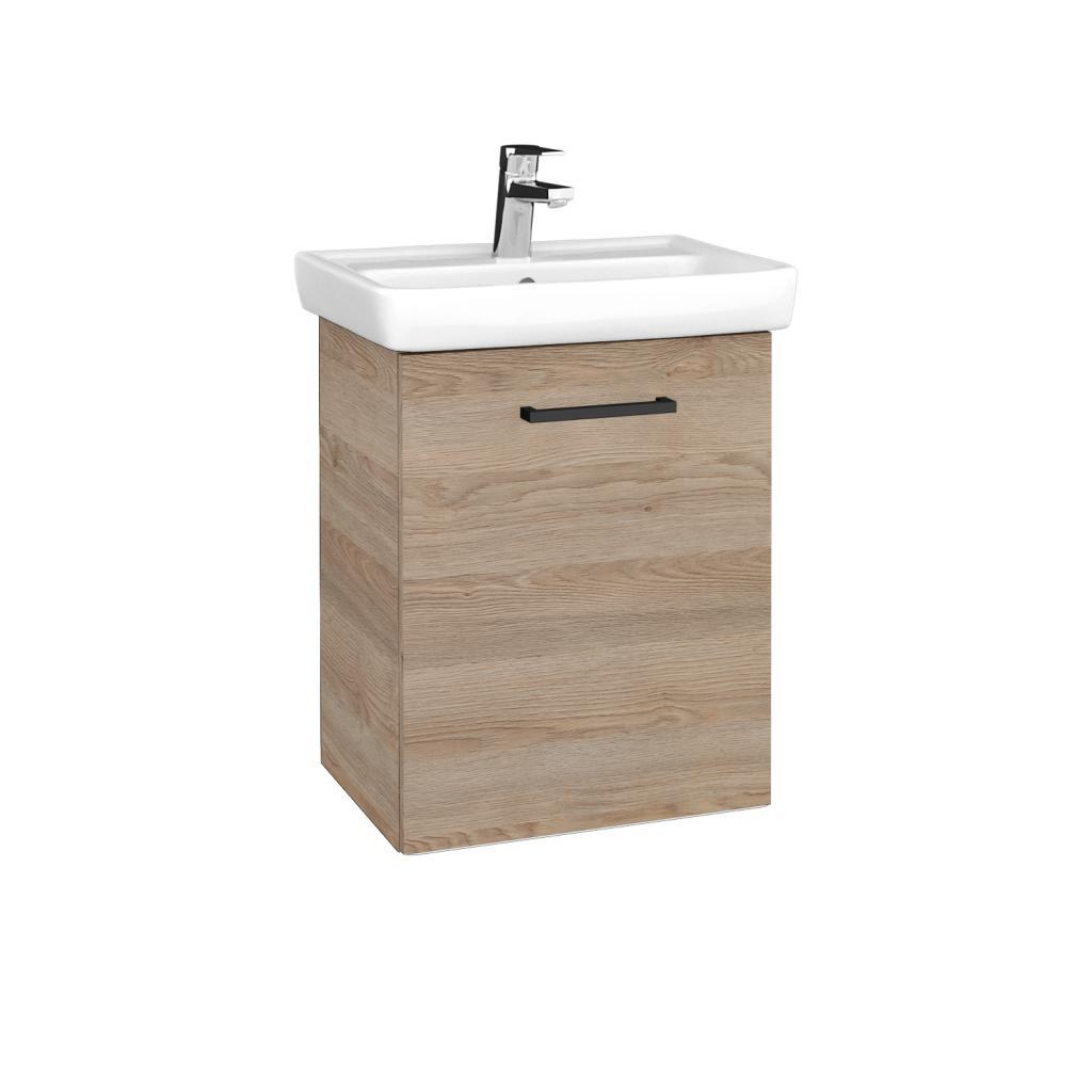 Dreja - Kúpeľňová skriňa DOOR SZD 50 - D17 Colorado / Úchytka T06 / D17 Colorado / Pravé (340438HP)