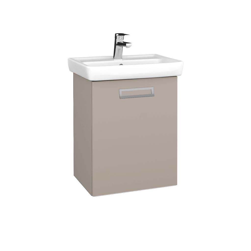 Dreja - Kúpeľňová skriňa DOOR SZD 50 - N07 Stone / Úchytka T39 / N07 Stone / Pravé (340490GP)