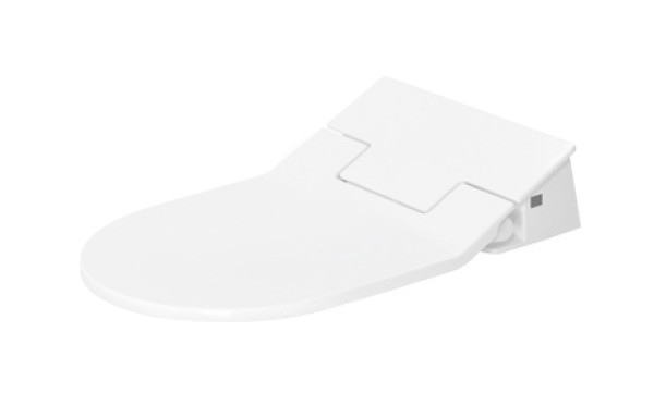 DURAVIT - SensoWash Slim Elektronická bidetová doska SensoWash Slim, SoftClose, alpská biela (611300002304300)