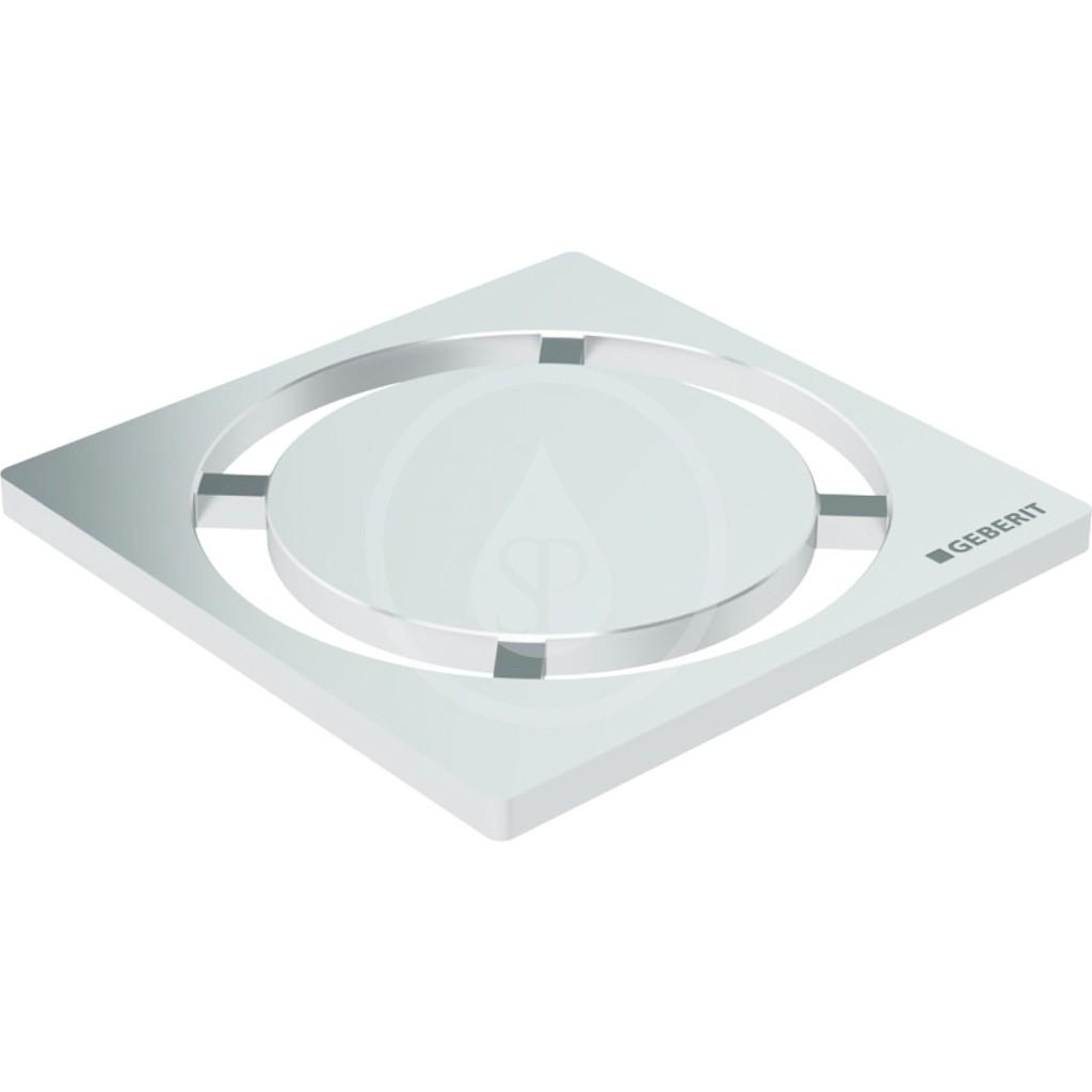 GEBERIT - Příslušenství Nerezový rošt Circle na podlahový vpust (154.311.00.1)