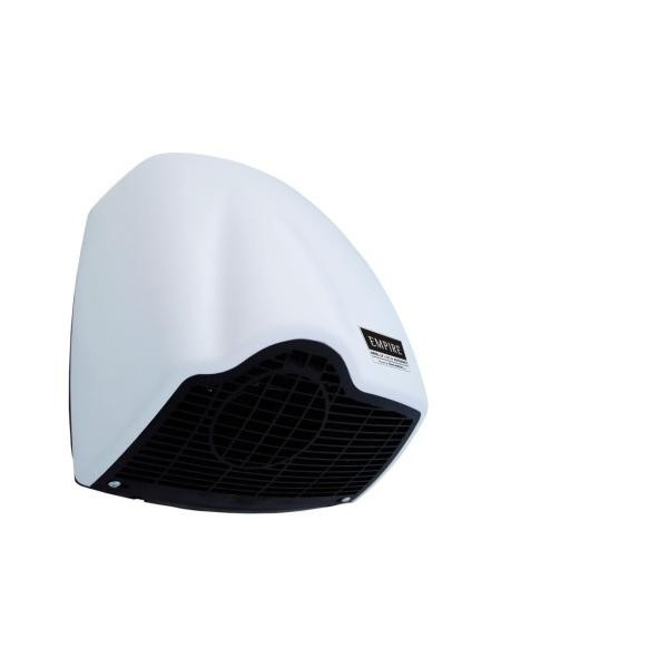 HOPA - EMPIRE U-NIK automatický sušič ANTIVANDAL, ABS plast biely (CATA9811)
