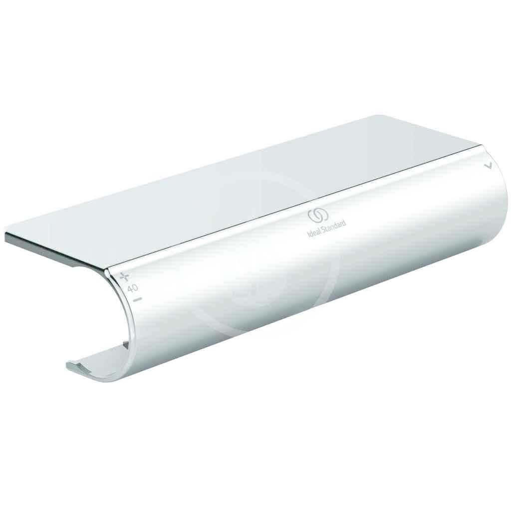 IDEAL STANDARD - CeraTherm Polička na sprchovú batériu, chróm (A7215AA)