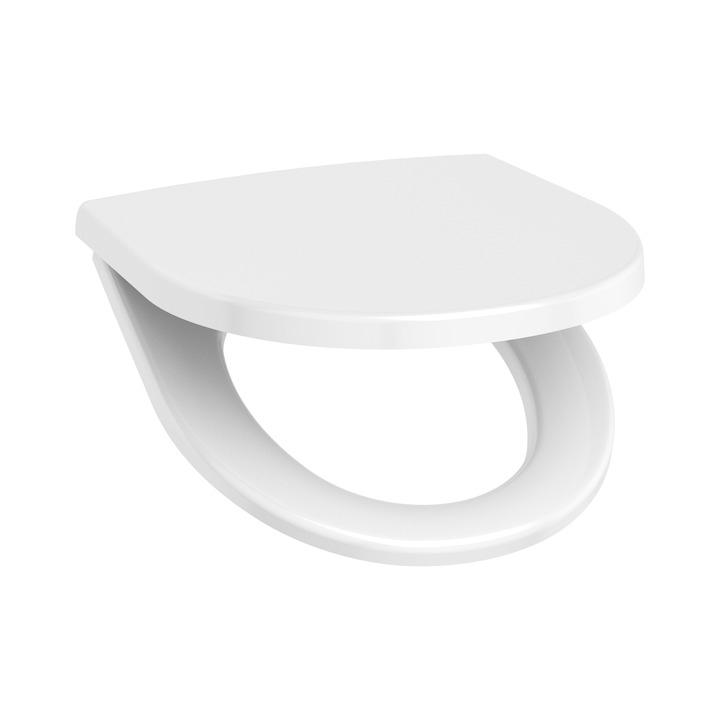 JIKA - Lyra plus WC sedadlo s poklopom, biela (H8903840000631)