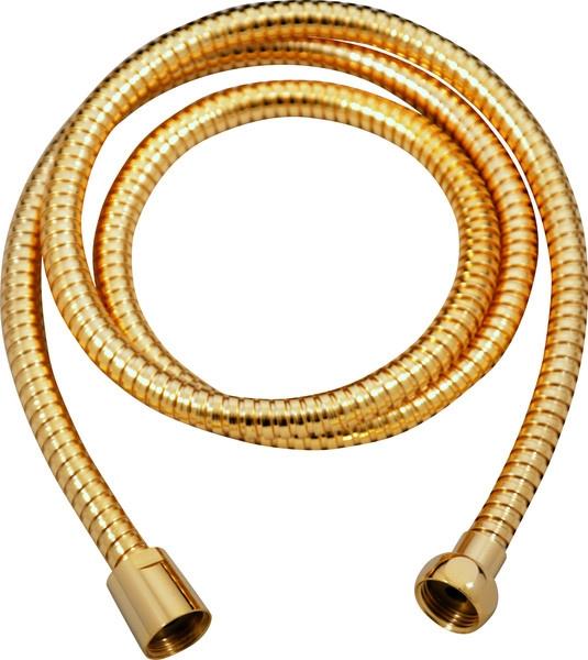 SLEZAK-RAV - Sprchová hadica 100 cm, Farba: zlato (MH1001Z)