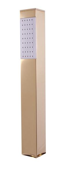 SLEZAK-RAV - Sprchová ružica ručné - zlato, Farba: zlato (PS0021Z)
