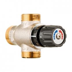 A-Interiéry - Centrálne termostatický zmiešavací ventil Preston 1X3T (preston_1x3t)