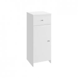A-Interiéry - Kúpeľňová doplnková skrinka nízka Vilma N 32 P / L (vilma n32pl)